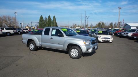 2012 Toyota Tacoma For Sale >> 2012 Toyota Tacoma For Sale In Eugene Or