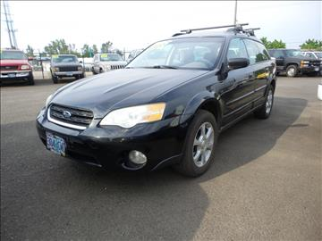 2007 Subaru Outback for sale in Eugene, OR