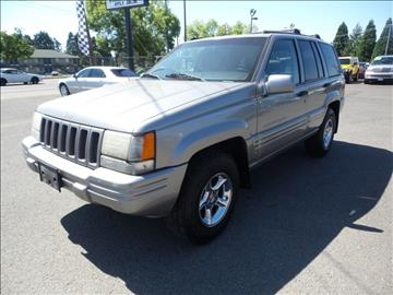 1998 Jeep Grand Cherokee for sale in Eugene, OR