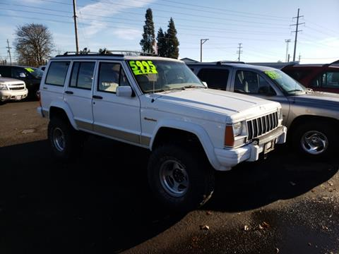 1991 Jeep Cherokee for sale in Eugene, OR