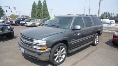 2000 Chevrolet Suburban For Sale In Oregon Carsforsale