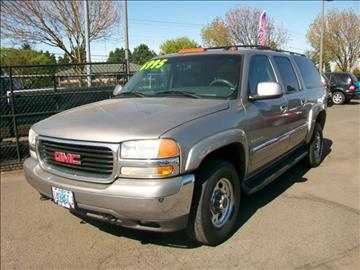 2003 GMC Yukon XL for sale in Eugene, OR