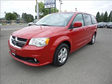2012 Dodge Grand Caravan for sale in Eugene, OR