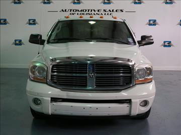 2006 Dodge Ram Pickup 3500 for sale in Gonzales, LA