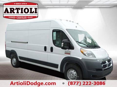 2018 RAM ProMaster Cargo for sale in Enfield CT