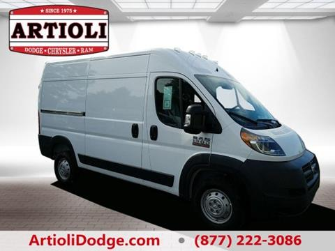 2018 RAM ProMaster Cargo for sale in Enfield, CT