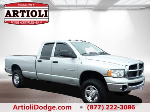 2005 Dodge Ram Pickup 2500 for sale in Enfield, CT