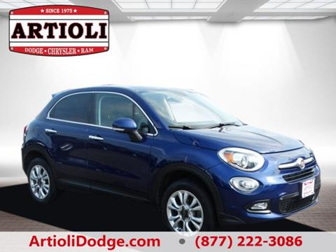 2016 FIAT 500X for sale in Enfield CT
