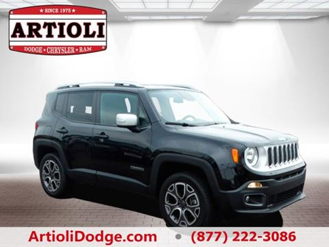 2016 Jeep Renegade for sale in Enfield CT
