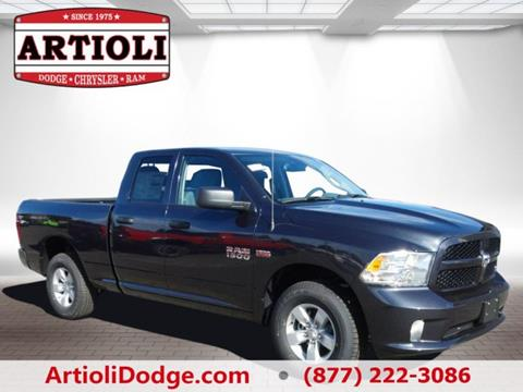 2018 RAM Ram Pickup 1500 for sale in Enfield CT