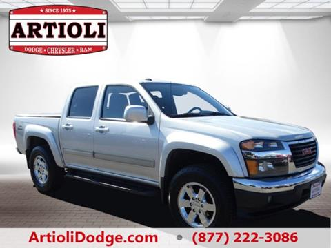 2011 GMC Canyon for sale in Enfield, CT