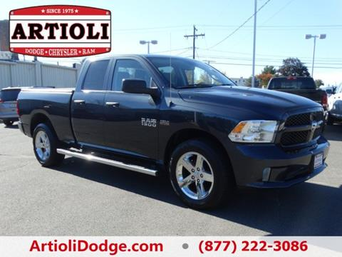 2014 RAM Ram Pickup 1500 for sale in Enfield CT