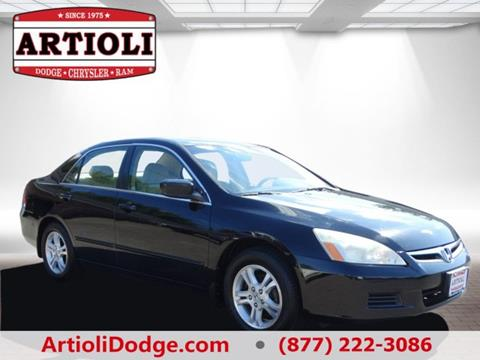 2007 Honda Accord for sale in Enfield, CT