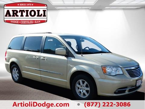 2011 Chrysler Town and Country for sale in Enfield, CT