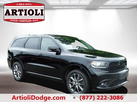 2017 Dodge Durango for sale in Enfield CT