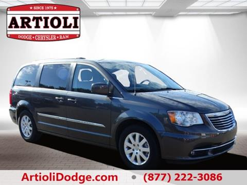 2016 Chrysler Town and Country for sale in Enfield, CT