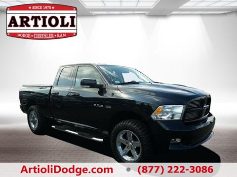 2010 Dodge Ram Pickup 1500 for sale in Enfield, CT