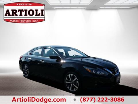 2016 Nissan Altima for sale in Enfield CT