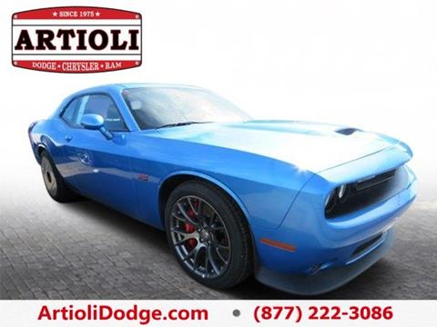 2016 Dodge Challenger for sale in Enfield CT