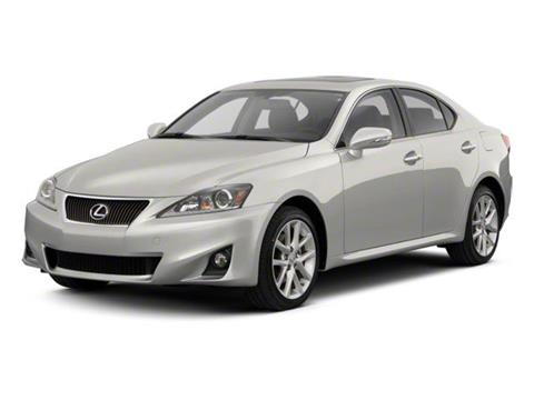 2011 Lexus IS 250 for sale in Enfield CT