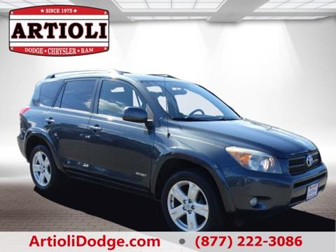 2007 Toyota RAV4 for sale in Enfield, CT