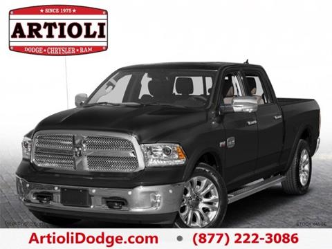 2017 RAM Ram Pickup 1500 for sale in Enfield, CT