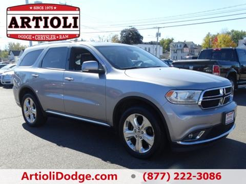 2014 Dodge Durango for sale in Enfield CT