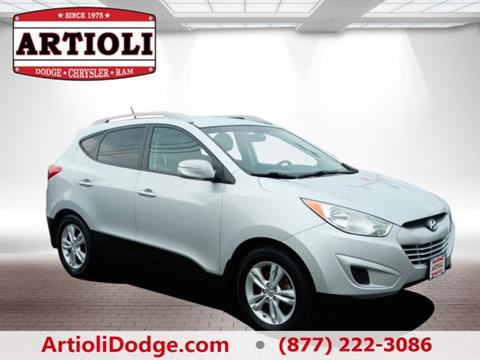 2012 Hyundai Tucson for sale in Enfield, CT