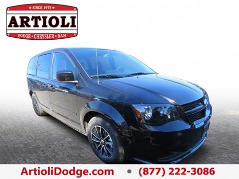 2017 Dodge Grand Caravan for sale in Enfield, CT