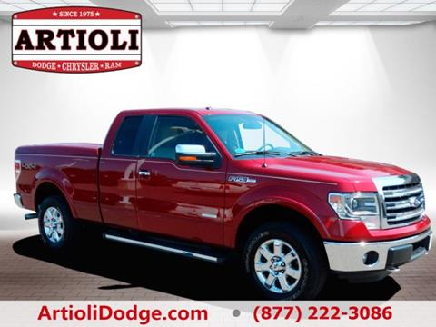 2014 Ford F-150 for sale in Enfield CT