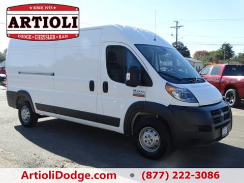 2017 RAM ProMaster Cargo for sale in Enfield CT