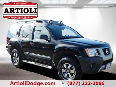 2012 Nissan Xterra for sale in Enfield CT