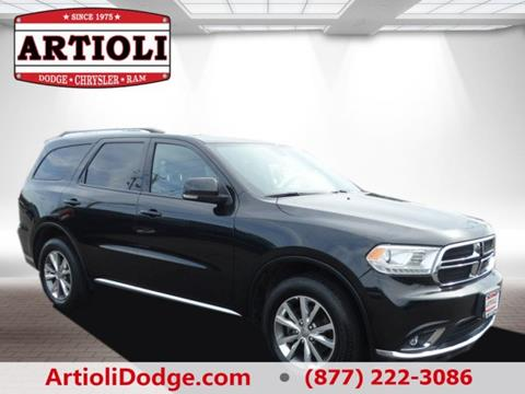 2015 Dodge Durango for sale in Enfield CT