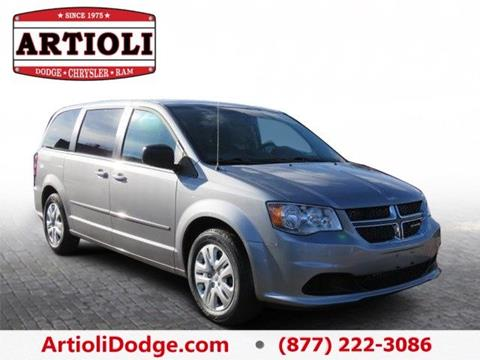 2017 Dodge Grand Caravan for sale in Enfield, CT