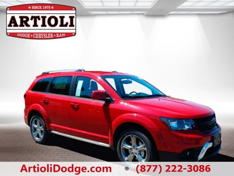 2017 Dodge Journey for sale in Enfield, CT