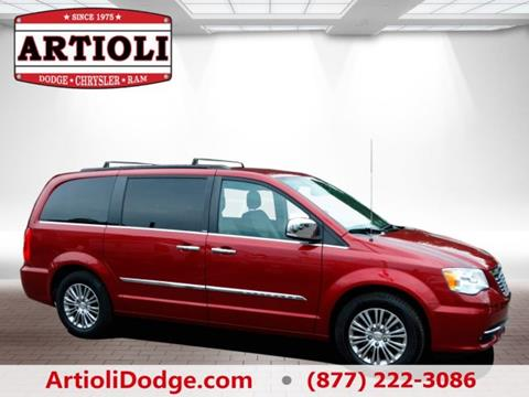 2014 Chrysler Town and Country for sale in Enfield, CT