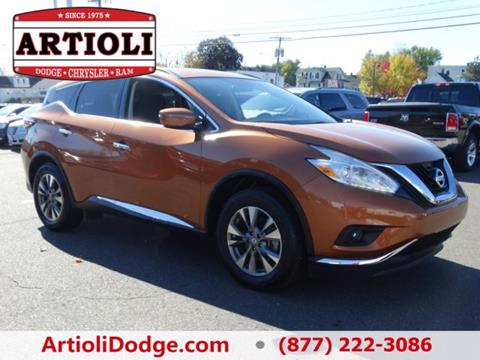 2017 Nissan Murano for sale in Enfield CT