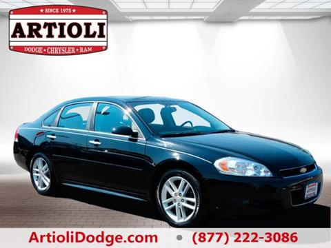 2012 Chevrolet Impala for sale in Enfield, CT