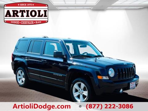 2011 Jeep Patriot for sale in Enfield CT