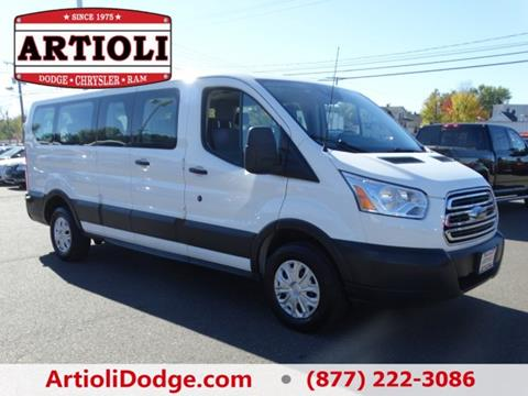 2015 Ford Transit Wagon for sale in Enfield, CT