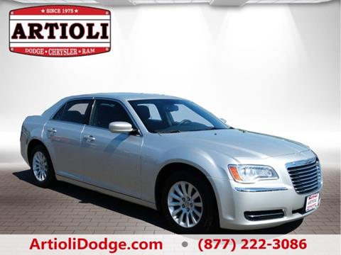 2012 Chrysler 300 for sale in Enfield, CT
