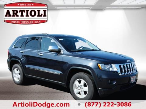 2013 Jeep Grand Cherokee for sale in Enfield, CT