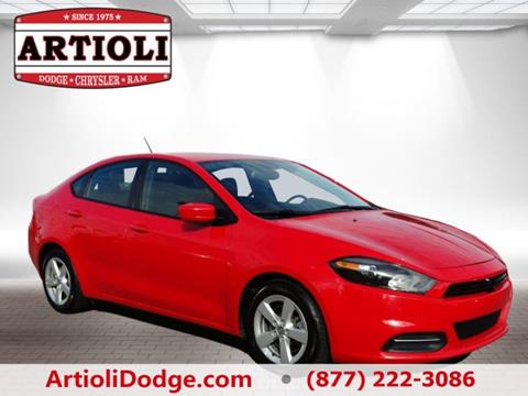 2016 Dodge Dart for sale in Enfield CT