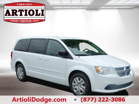 2017 Dodge Grand Caravan for sale in Enfield CT