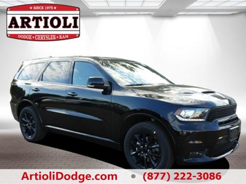 2018 Dodge Durango for sale in Enfield, CT