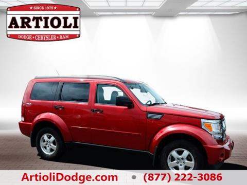 2009 Dodge Nitro for sale in Enfield CT