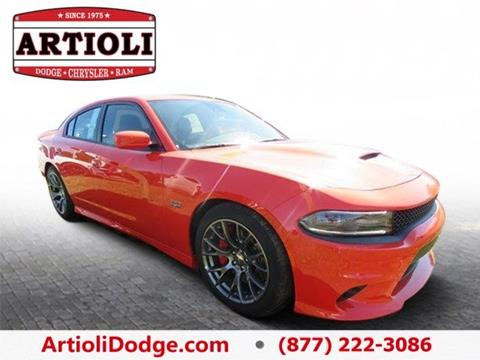 2016 Dodge Charger for sale in Enfield CT