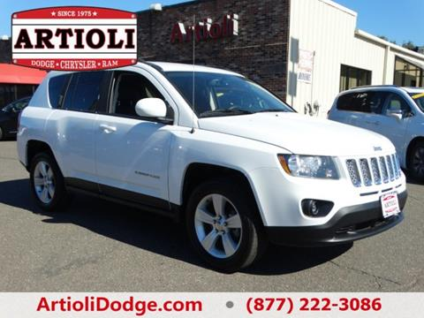 2016 Jeep Compass for sale in Enfield CT
