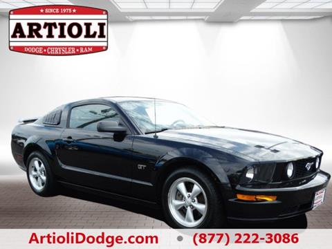 2008 Ford Mustang for sale in Enfield CT