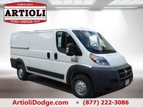 2017 RAM ProMaster Cargo for sale in Enfield, CT